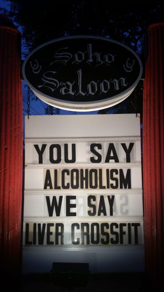 Soho Saloon
