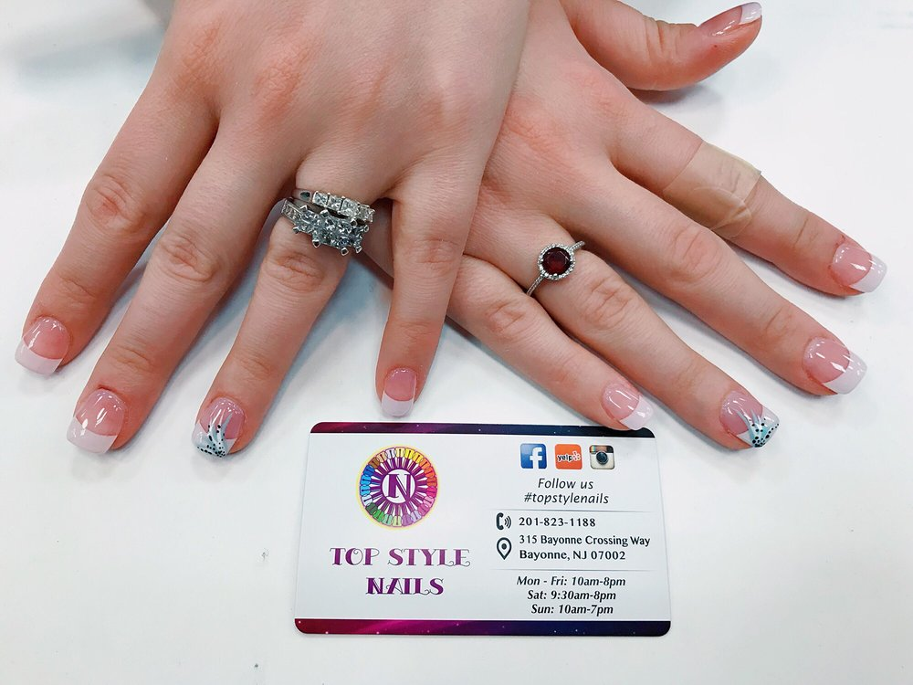 Top Style Nails: 315 Bayonne Crossing Way, Bayonne, NJ