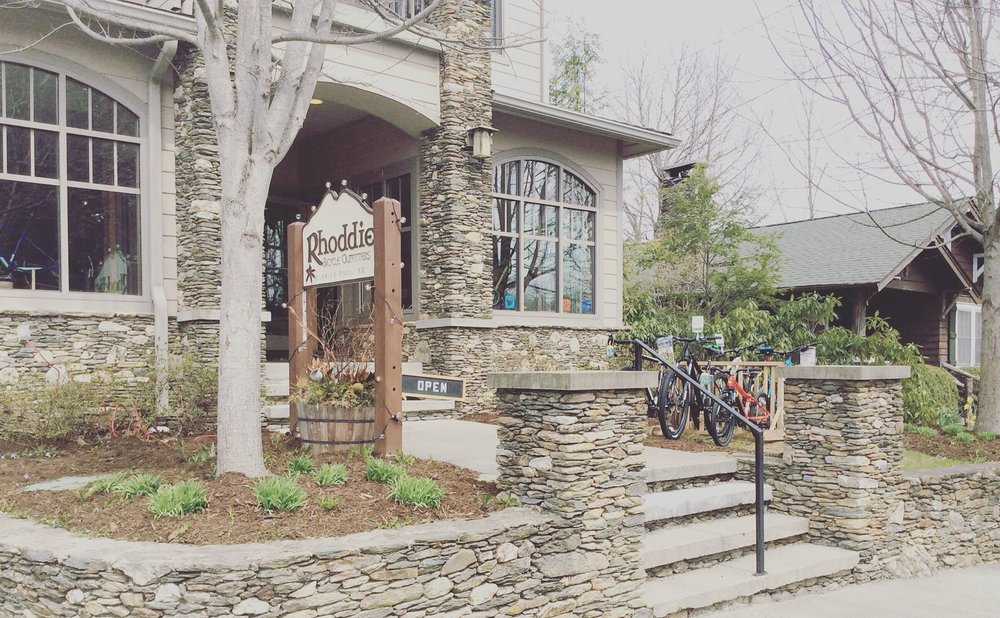 Rhoddie Bicycle Outfitters: 257 Sunset Dr, Blowing Rock, NC