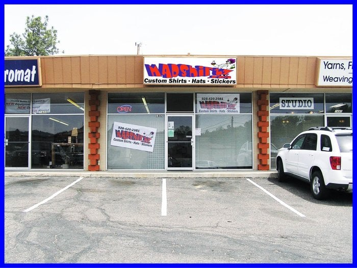 MADShirtz: 1442 W Gurley St, Prescott, AZ