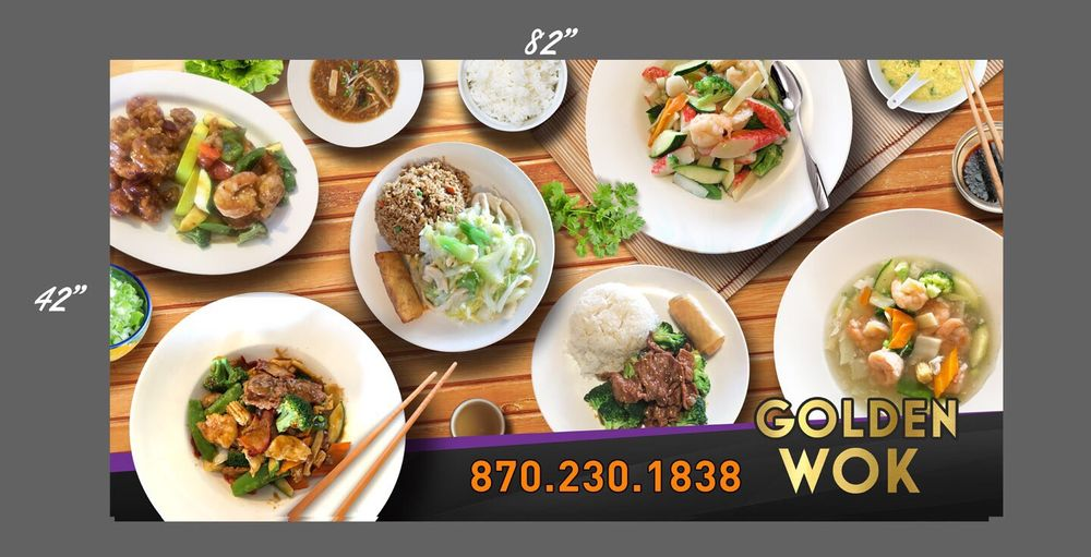 Photo of Golden Wok: Arkadelphia, AR