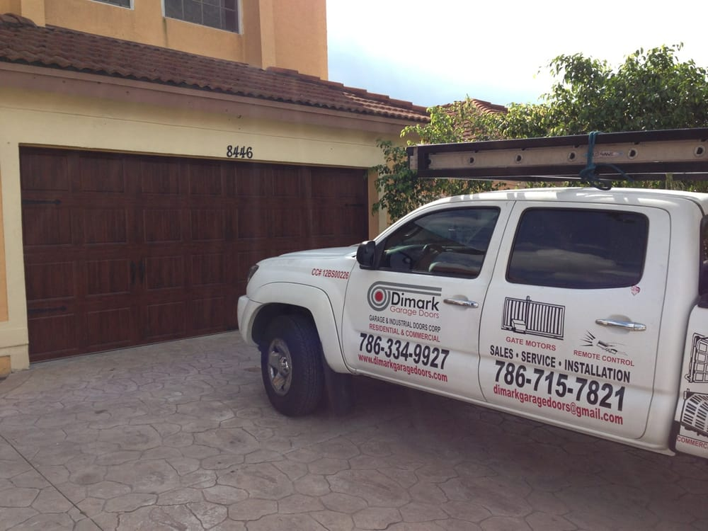 Photos For Dimark Garage Doors Yelp