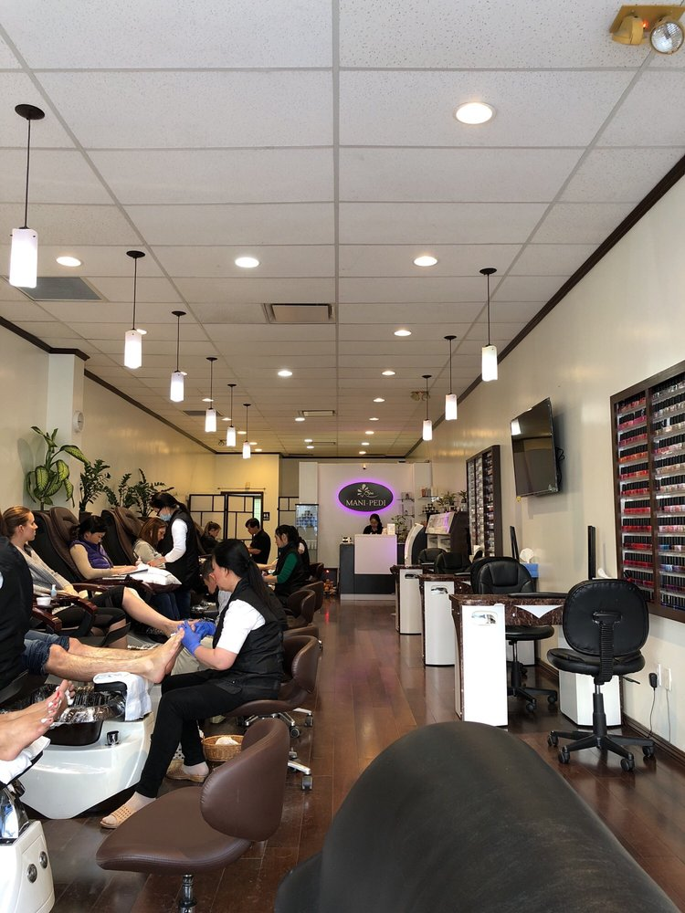 Mani Pedi Spa: 1545 Polk St, San Francisco, CA