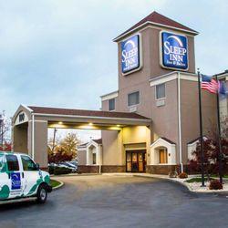 Photo Of Sleep Inn Suites Buffalo Airport Chewaga Ny United States