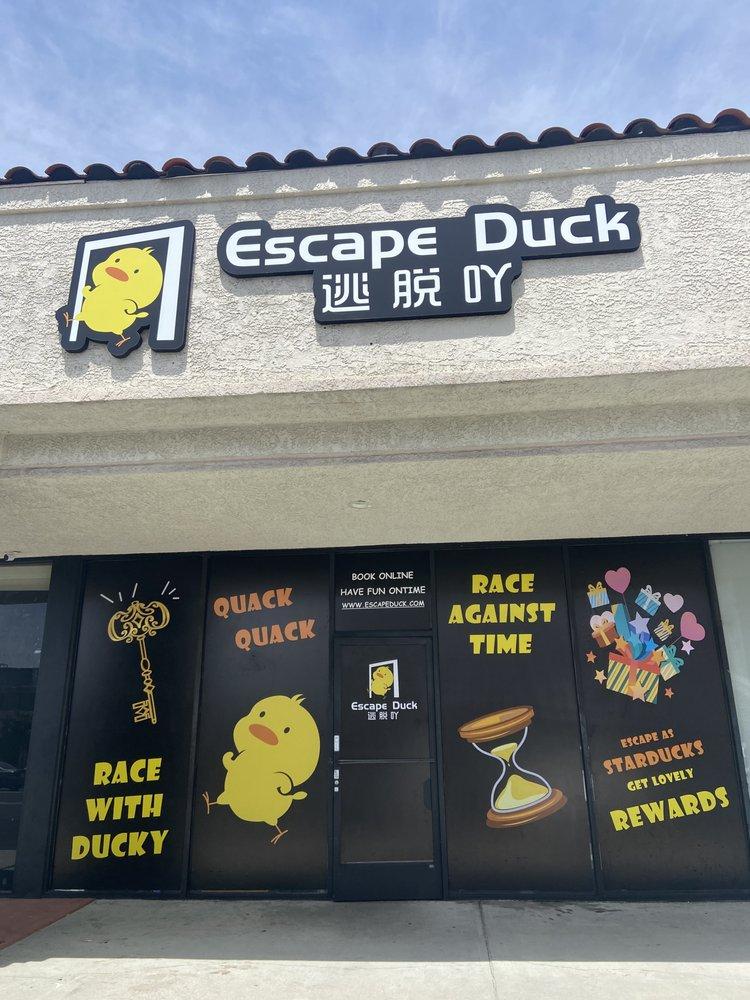 Escape Duck Escape Room