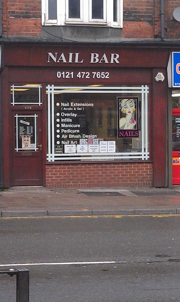 Nail Bar - Nail Salons - 575 Bristol Road, Birmingham, West Midlands ...