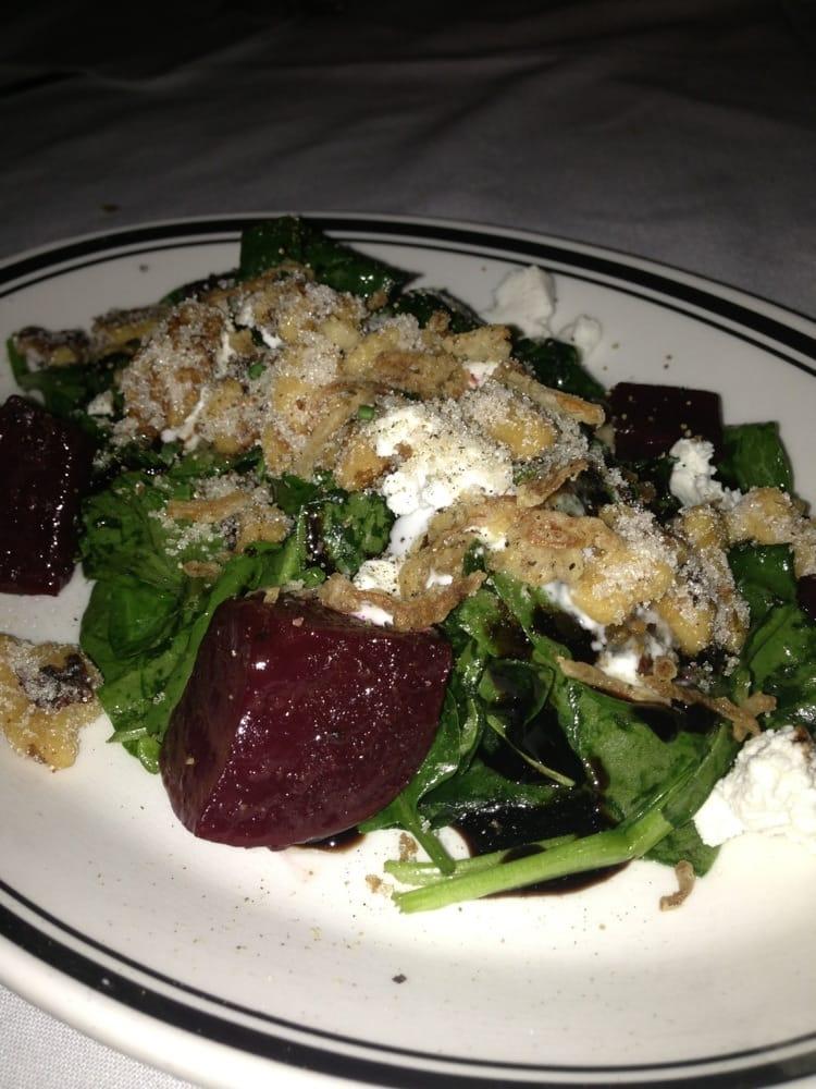 Beet salad yelp for Prime fish miami
