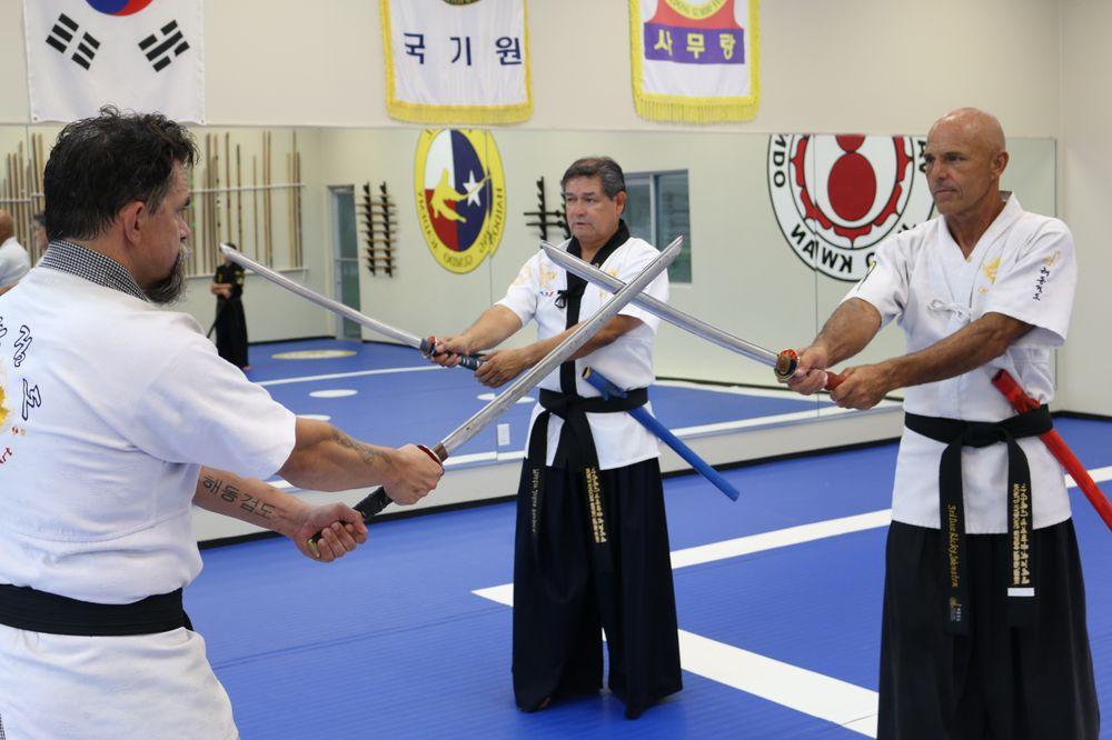 Vasquez Taekwondo & Haidong Gumdo Academy: 2050 Alma Rd, McKinney, TX