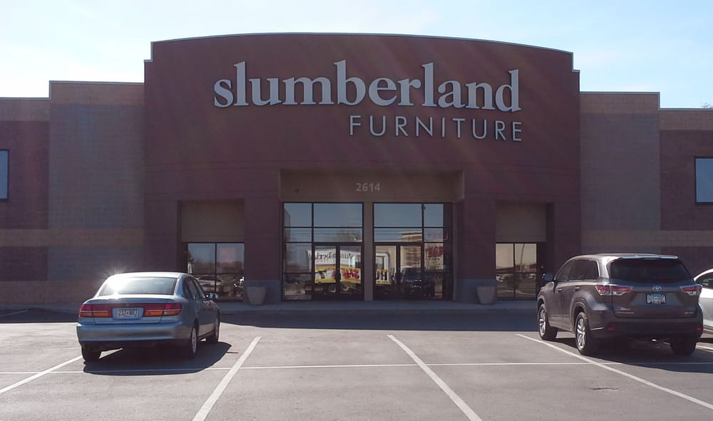 Slumberland furniture 10 photos matelas 2614 1st st for S f furniture willmar mn