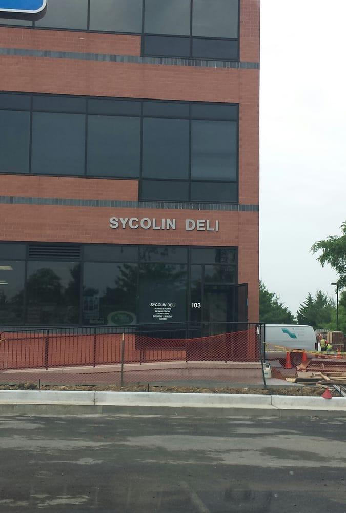 Sycolin Deli: 803 Sycolin Rd SE, Leesburg, VA