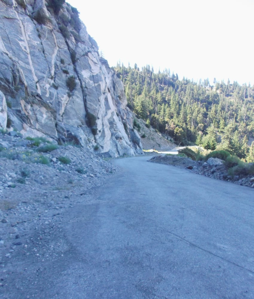 Photo Of San Gabriel Canyon Road