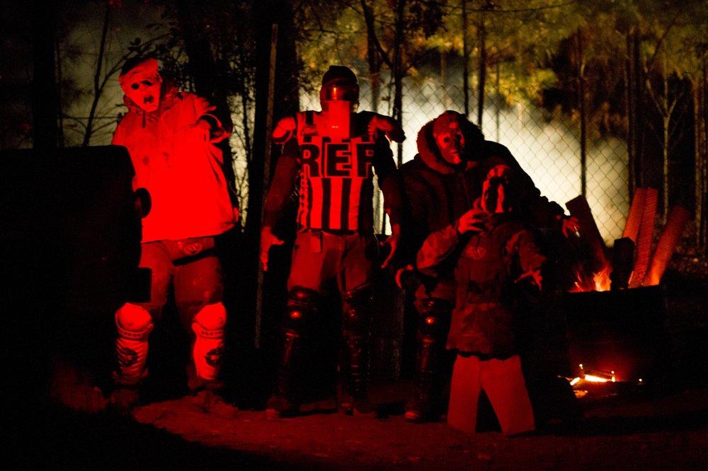 Camp Blood: 2277 Whooping Creek Rd, Carrollton, GA