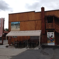 Photo Of Prospector Inn Republic Wa United States Side Parking Area