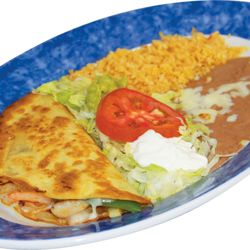 Photo Of El Tapatio Authentic Mexican Restaurant Stillwater Ok United States Quesadilla