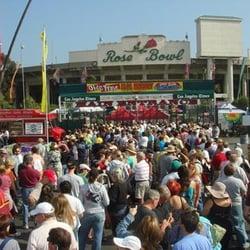 Photo Of Rose Bowl Flea Market Pasadena Ca United States From