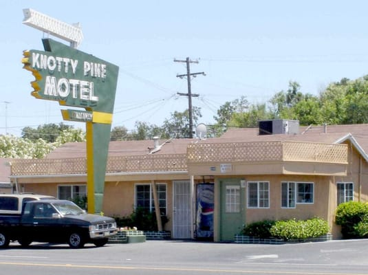 Photo Of Knotty Pine Motel Stockton Ca United States