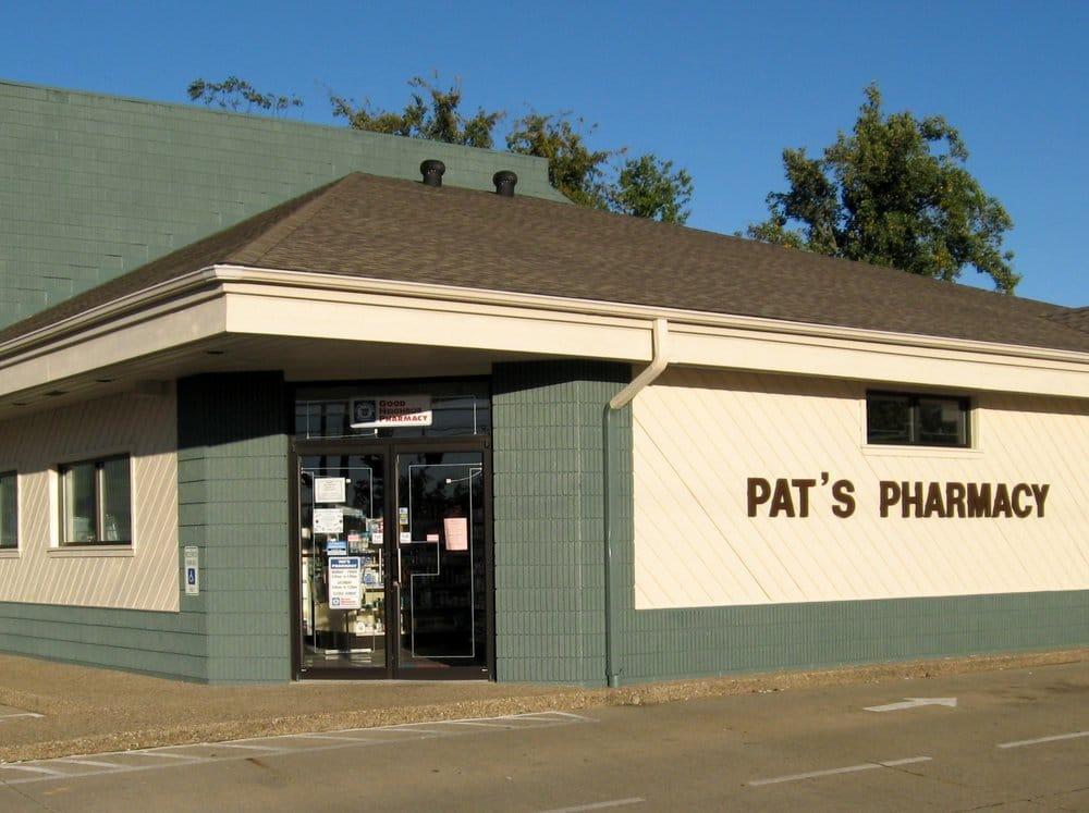 Pat's Pharmacy: 498 W Main St, Lebanon, KY