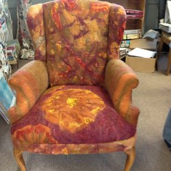 Photo of All In One Upholstery - Auburn CA United States. Handmade Wool & All In One Upholstery - 158 Photos - Furniture Reupholstery ... islam-shia.org