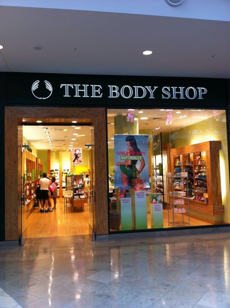The Body Shop - CLOSED - Cosmetics & Beauty Supply - 4200