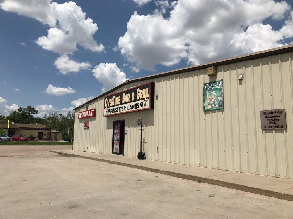 Overtime Bar & Grill: 1609 Q St, Aurora, NE