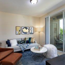 Photo Of Kia Ora Luxury Apartments Plano Tx United States Living Room