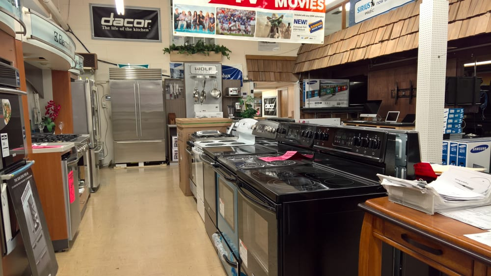 Bay Appliance & TV: 253 S Broadway, Coos Bay, OR