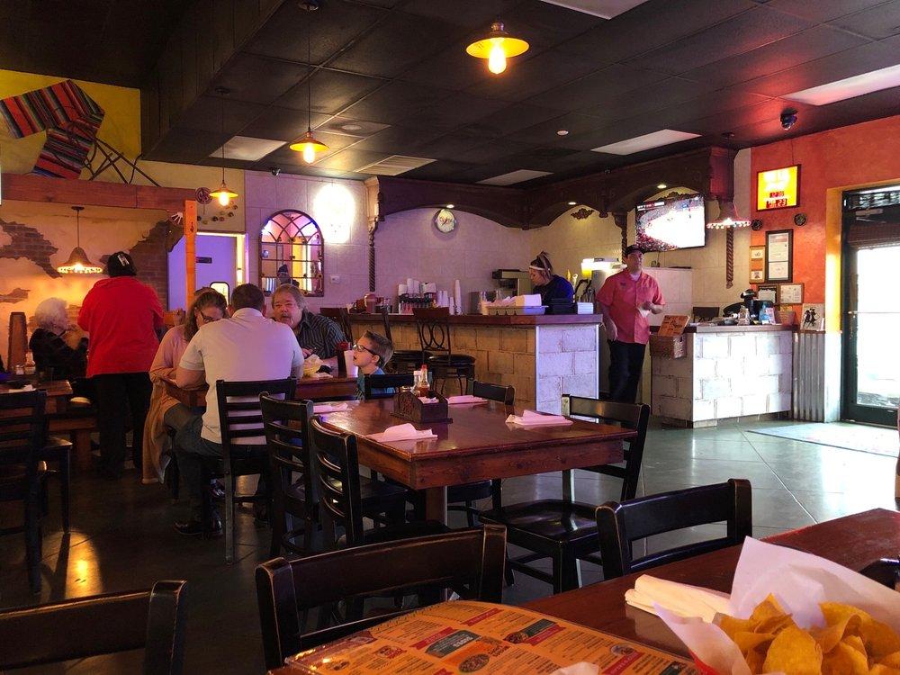 Picante Taco Mexican Grill: 3116 Regency Ln, Denison, TX