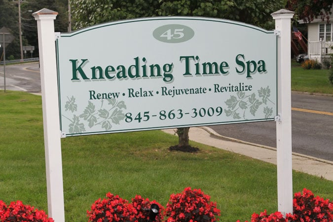 Kneading Time Spa: 45 Academy Ave, Cornwall-on-Hudson, NY