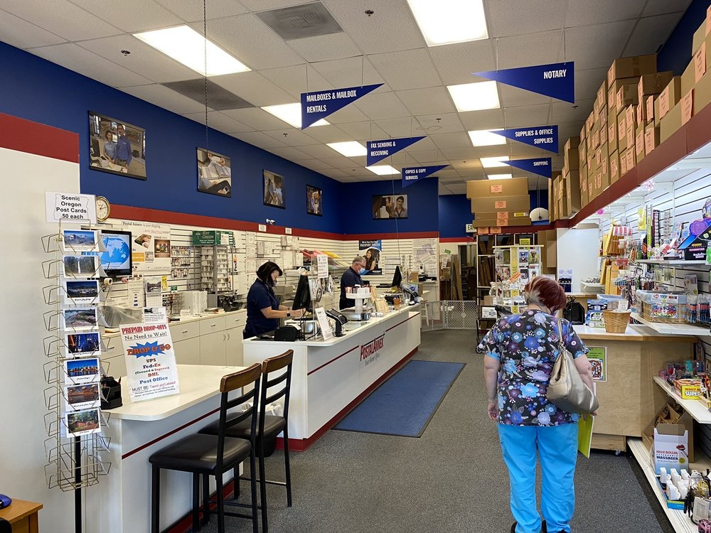 PostalAnnex+: 15532 SW Pacific Hwy, Tigard, OR
