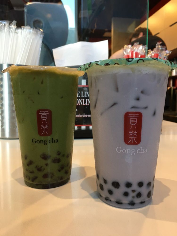 Gong Cha - 474 Photos & 375 Reviews - Bubble Tea - 3785