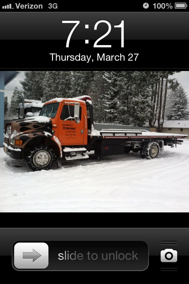 Dowell Towing & Recovery: 48217 Hwy 58, Oakridge, OR