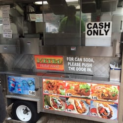 Photo Of Metro Halal Food Cart Arlington Va United States