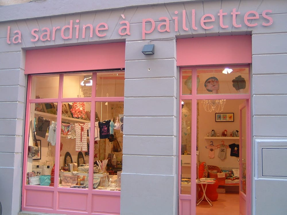 la sardine paillettes 10 foto e 15 recensioni negozi di giocattoli 9 rue de la tour. Black Bedroom Furniture Sets. Home Design Ideas