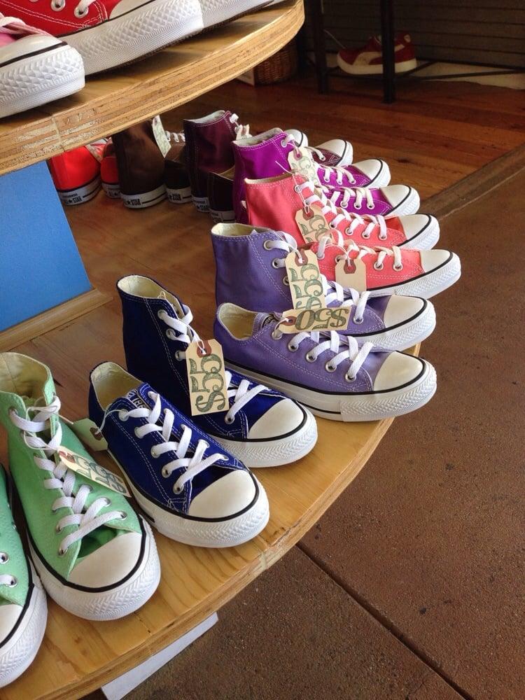 Shoe Stores Santa Cruz Ca