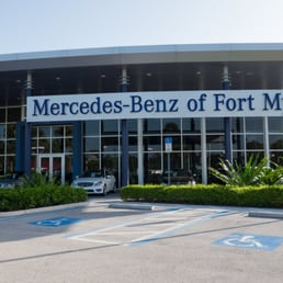 foto di mercedes benz of fort myers fort myers fl stati uniti. Cars Review. Best American Auto & Cars Review