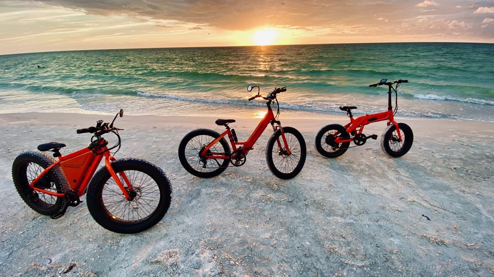 Tampa Bay Ebikes: 19823 Gulf Blvd, Indian Shores, FL