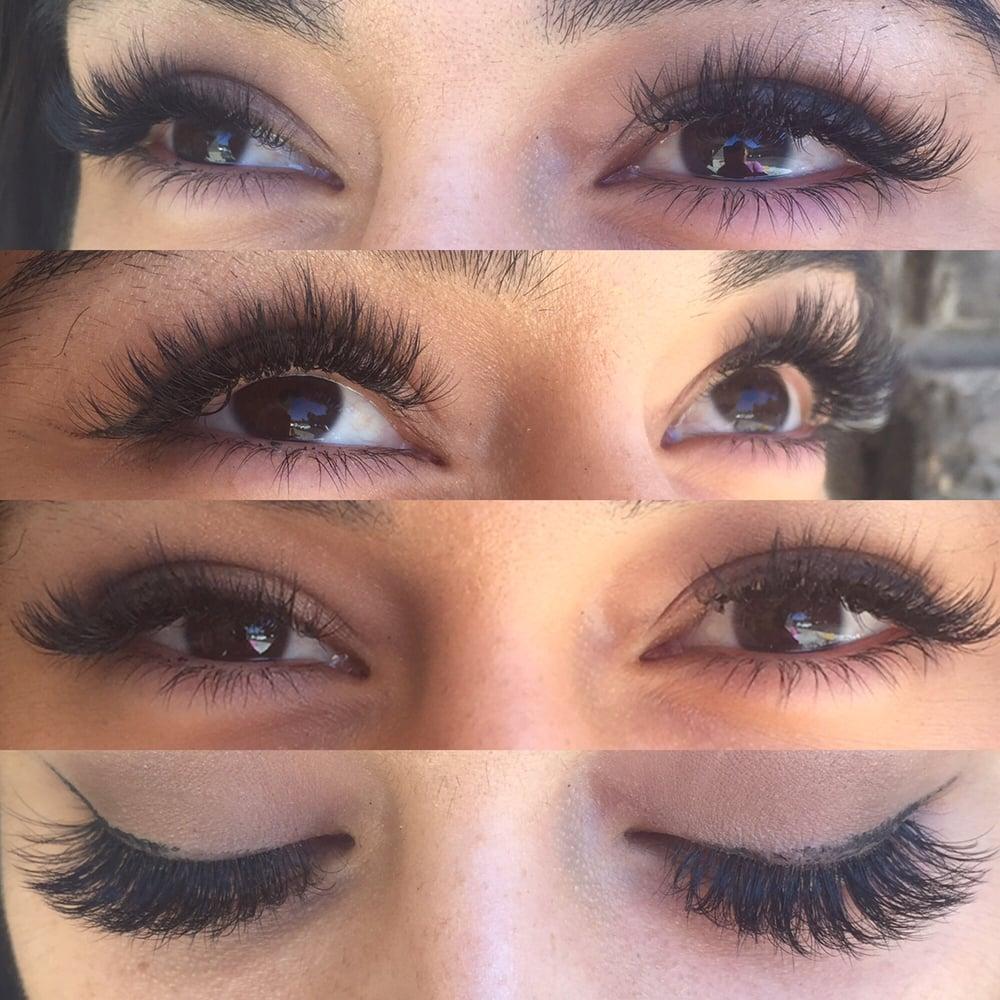 Novalash American Volume Eyelash Extensions By Rebecca Esquivel I