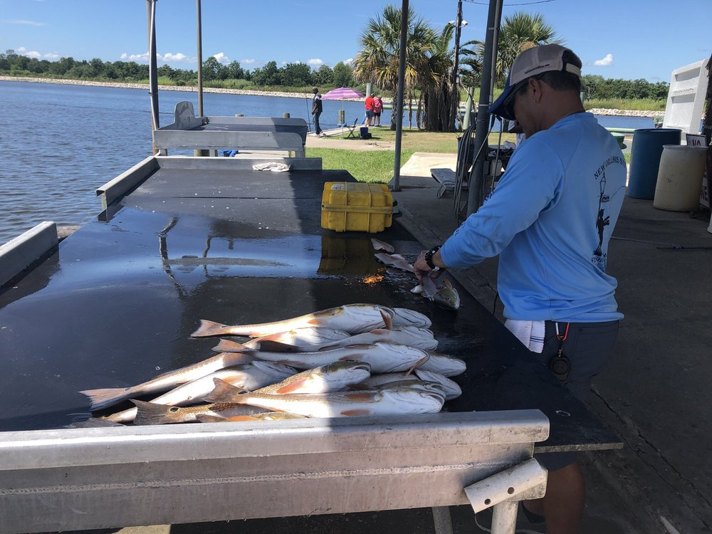 New Orleans Style Fishing Charters: 5057 Kenal Rd, Lafitte, LA