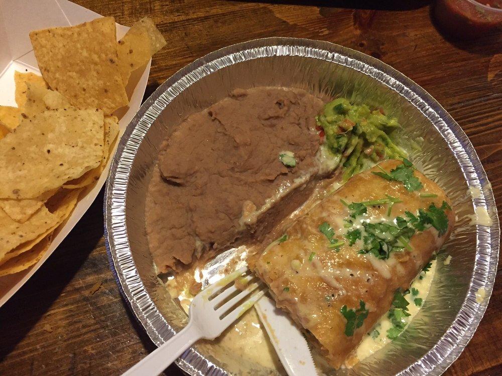 El Rancho Del Burrito: 1529 L St, Bedford, IN