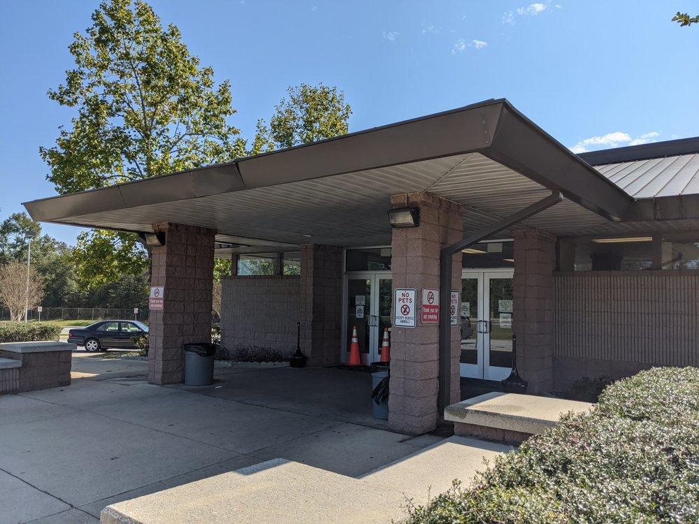 Alabama State Highway Department Rest Area No 1: Castleberry, AL