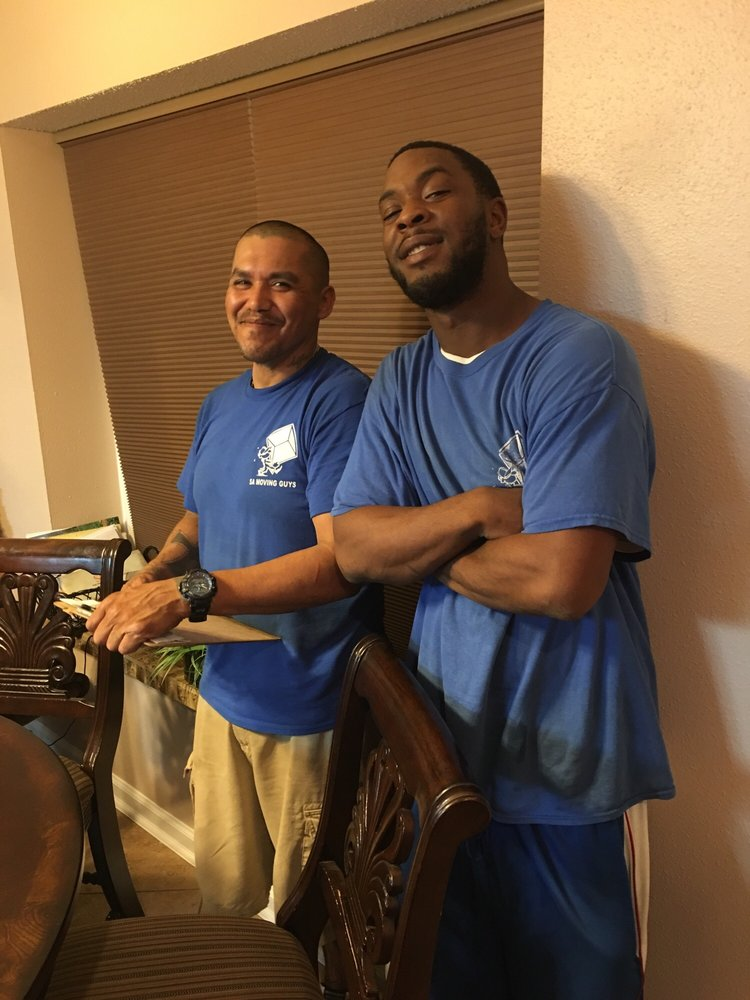 San Antonio Moving Guys