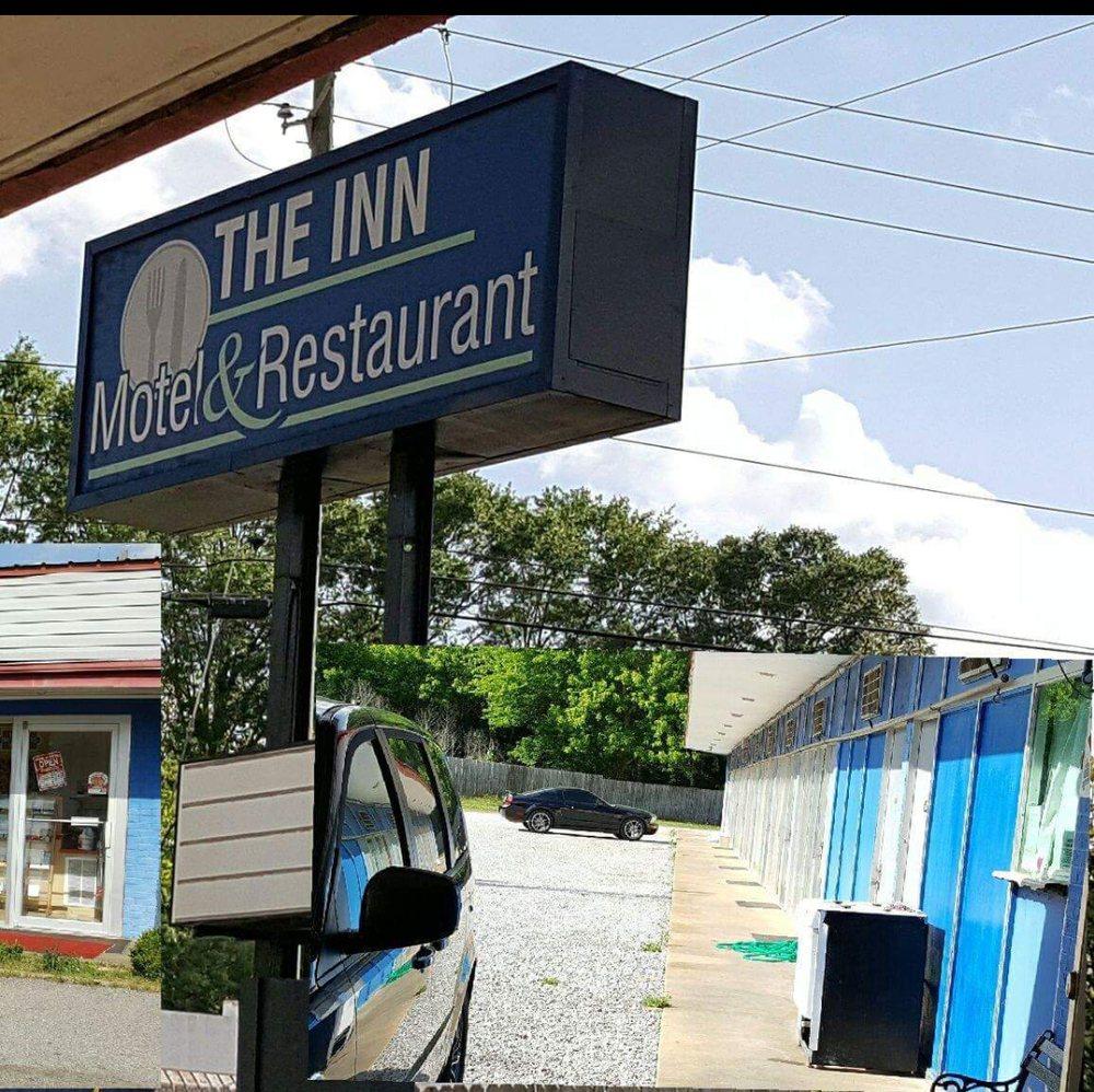 Inn Motel & Restaurant: 1302 State St, Greensboro, AL