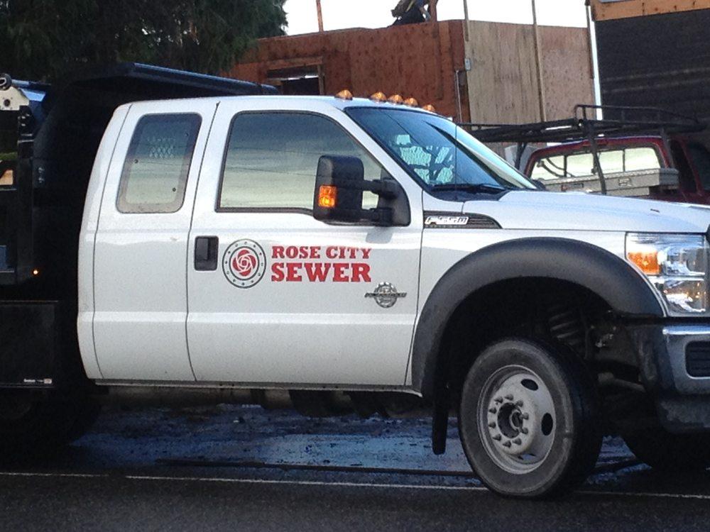 Rose City Sewer: Portland, OR