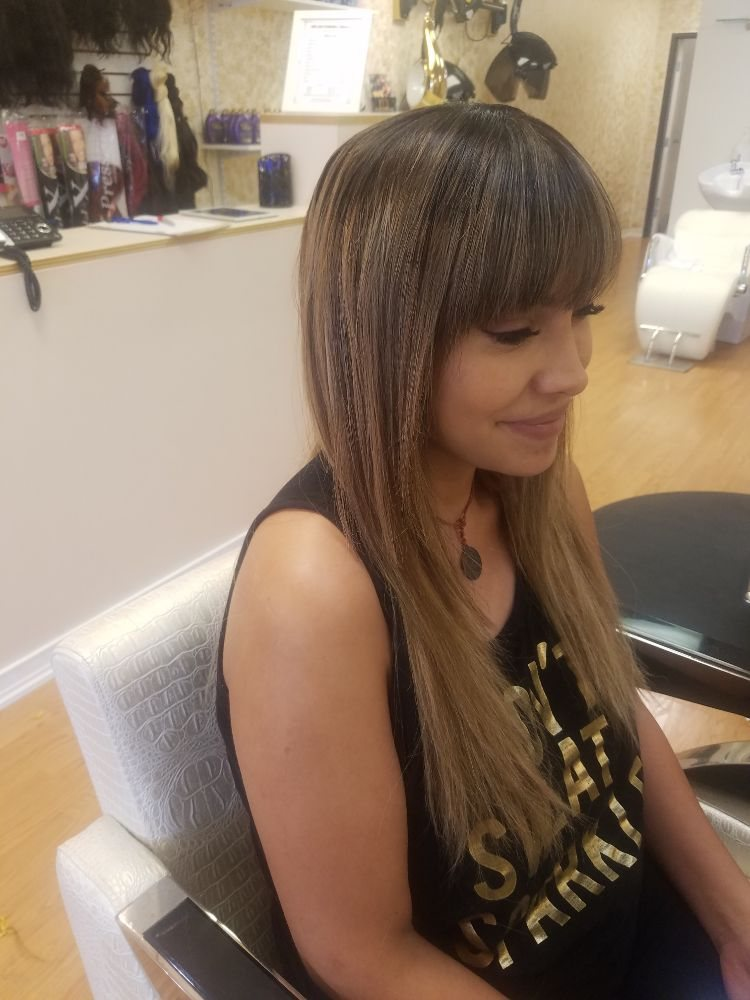 Hair Extensions By Ggs Hair Extensions Boutique Yelp