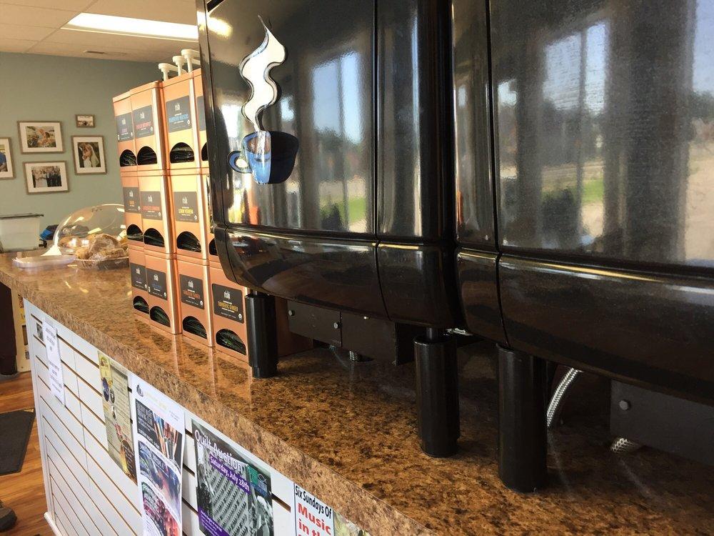 The Kofe Shop: 205 Manitoba St, Spicer, MN