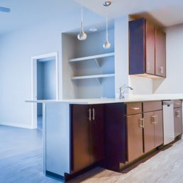 Designer Finishes High Ceilings Hardwood Style Flooring