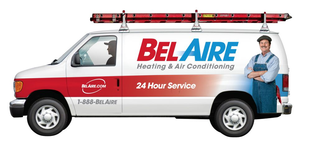 Bel-Aire Heating & Air Conditioning: 781 Lenox Ave, Portage, MI