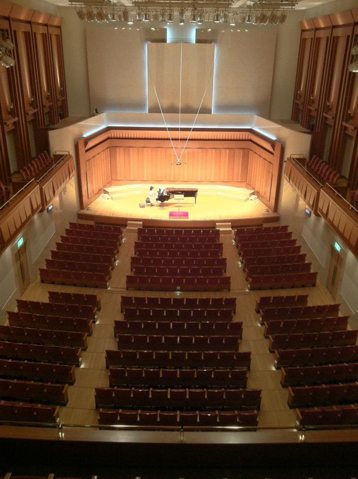 Hamarikyu Asahi Hall