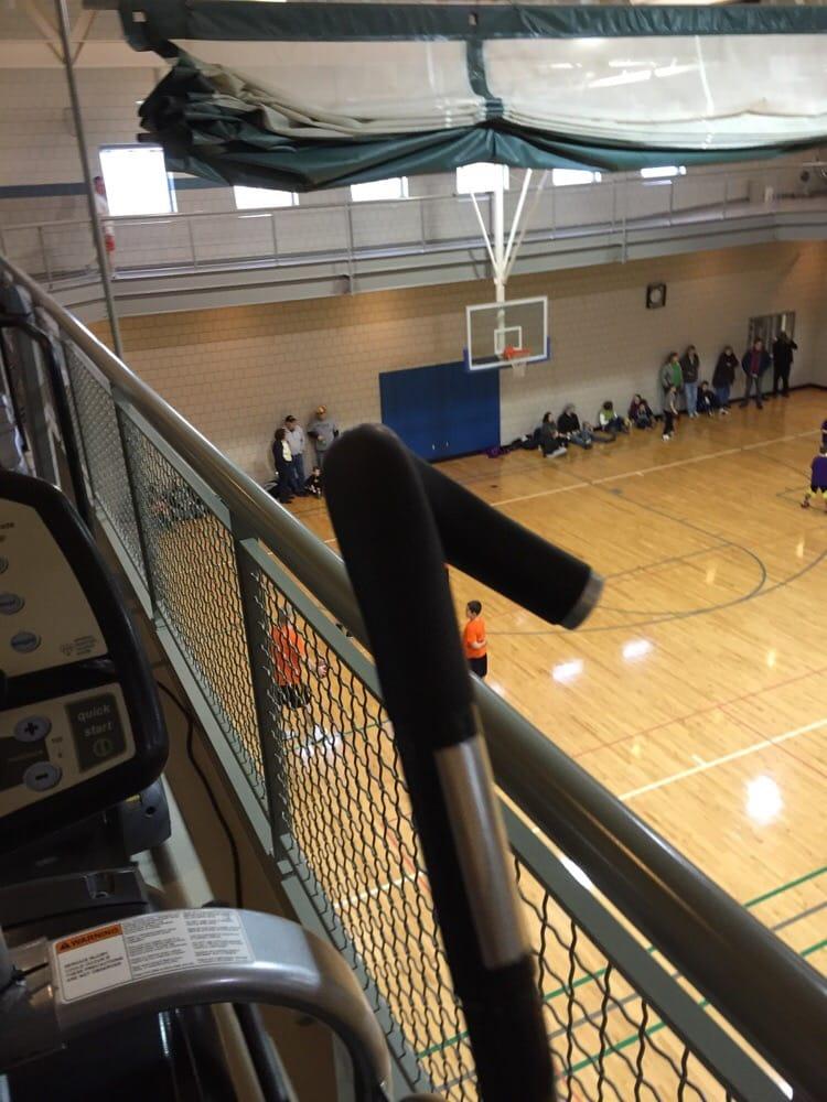 Social Spots from Cedar Falls Recreation Center