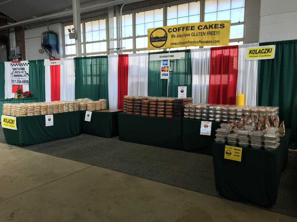 photo of ccs specialty foods plainfield il united states christmas gift - Christmas Gift And Hobby Show